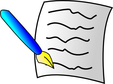 inscription-clipart